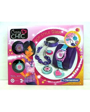 Clementoni Crazy Chic Crazy zegarek 78254