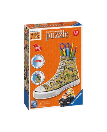 Puzzle 3D 108el Sneaker Minionki 3 112623