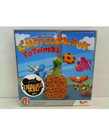 Ciasteczkowe potworki gra FOXGAMES