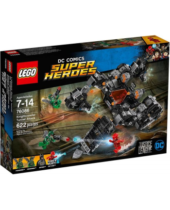 LEGO 76086 SUPER HEROES Atak Knightcrawlera w tunelu p3
