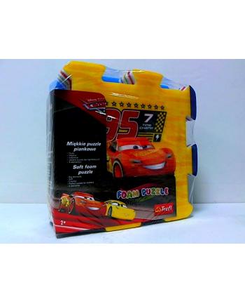Układanka puzzlopianka Cars 3 60721 Trefl