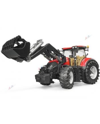 Traktor Case IH Optum 300CVX z ładowarką czołową