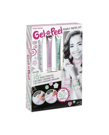 MGA Gel-A-Peel Accessory 3 pk Kit- Perłowe Pastele 546245