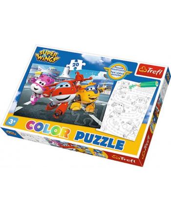 Puzzle 20el Gotowi do odlotu 36519 TREFL