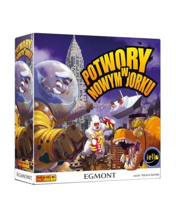 Potwory w Nowym Jorku gra