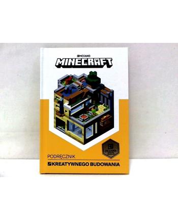 Książ. Minecraft. Podręcznik kreatywnego budowania