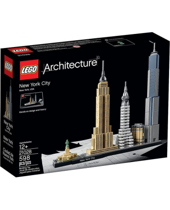 LEGO 21028 ARCHITECTURE Nowy Jork p6