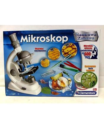 Clementoni Mikroskop 60467