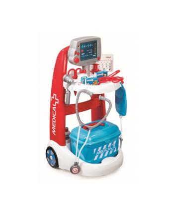 Elektroniczny wózek medyczny 340202 SMOBY