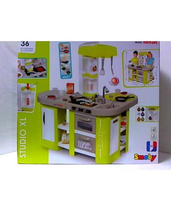 Kuchnia mini Tefal Studio XL SMOBY