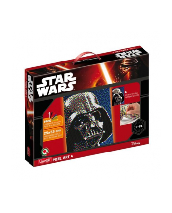 Mozaika Pixel Art. Star Wars Darth Vader 5600el 0855