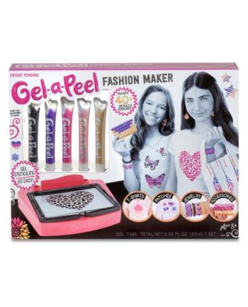 MGA Gel-A-Peel Zestaw do aplikacji na tkaninach 547198