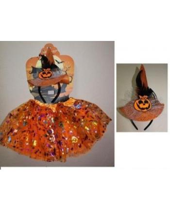 Strój Halloween z kapeluszem NORIMPEX