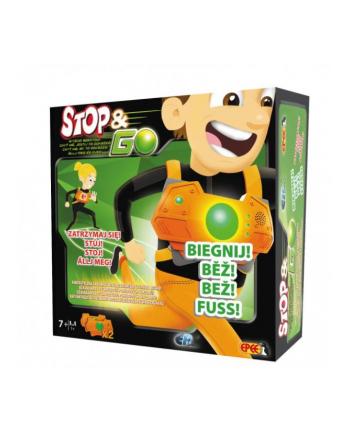 EP Stop & Go - Wyścig Agentów - zabawka interaktywna 02847