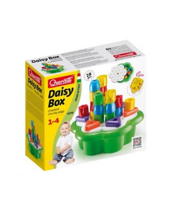 Układanka Daisy Box Chunky Pegs 28el.