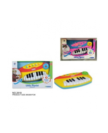 Organy Little Pianist mix kol  NORIMPEX
