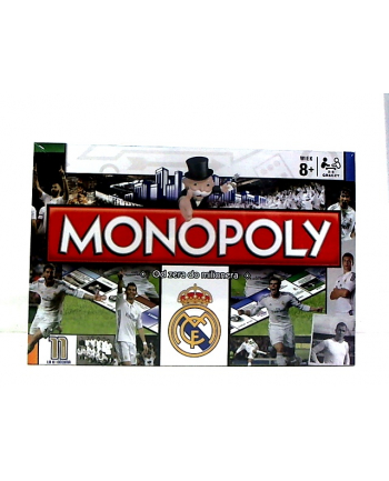 Monopoly - Real Madrid PL WINNING MOVES