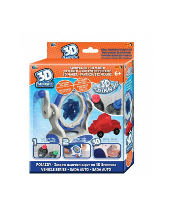 EP 3D Magic Fabryka 3D Spinner Kreuj w 3D 02856