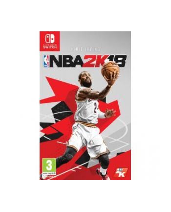 Cenega Gra NS NBA 2K18