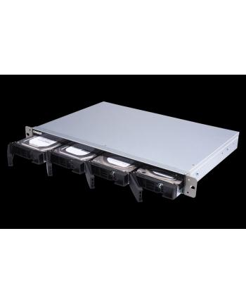 QNAP TS-431XeU-8G 4x0HDD 8GB 4x1.7Ghz 1xSFP+ 2xGbE