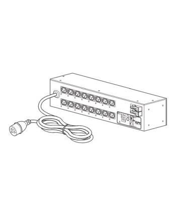 APC AP7922B PDU SWITCHED 2U 32A/230V 16xC13 TLS1.2