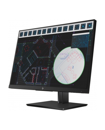 Monitor HP 24'' Z24i G2 Display 1JS08A4 wide FHD (1920x1200), IPS, 5ms, 16:10, 300nits, 1000:1, VGA, DisplayPort, HDMI, 3xUSB3.0)