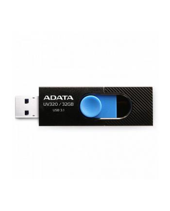 Adata UV320 32GB USB3.1 Czarno-niebieski