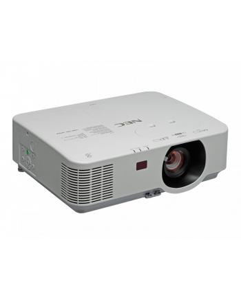 NEC PJ P603X 3LCD XGA 6000AL 20000:1 4.7kg