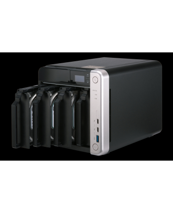 QNAP TS-453BT3-8G 4x0HDD 8GB 4x1.5Ghz 10GbE 2xTB3 2xGbE 2xM.2