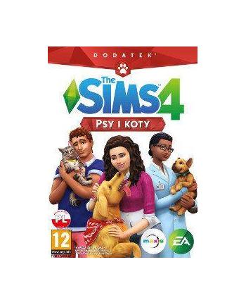 EA Gra PC Sims 4 Psy i Koty