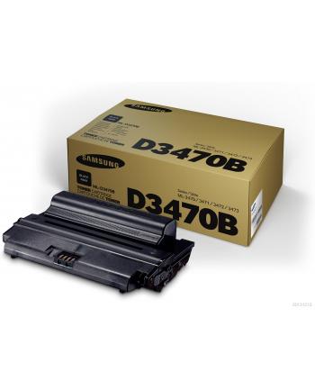 HP Inc. Samsung ML-D3470B H-Yield Black Toner