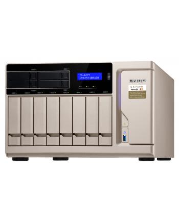 QNAP TS-1277-1600-8G 8x0HDD 4x0HDD 2.5 6x3.2Ghz Ryzen 5 1600 8GB