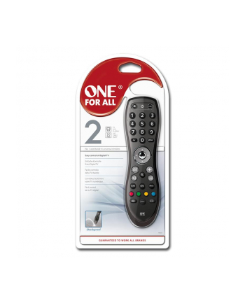 One For All Uniwersalny pilot TV dla 2 urządzeń