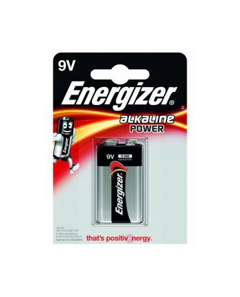 Bateria Alkaline Power 9V-9B-6lR61