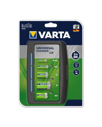Ładowarka Universal CHARGER 9V, R14, R20(bez akumulatrów)