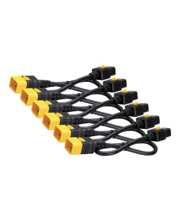 AP8716S 6szt kabli  C19-C20, 1.8m zabezpieczenie