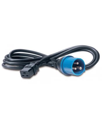 AP9876 Kabel zasilający C19 -IEC309 16A 2.5m