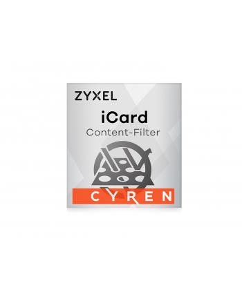 E-iCard 1-year CF ZyWALL/USG 110 LIC-CCF-ZZ0027F