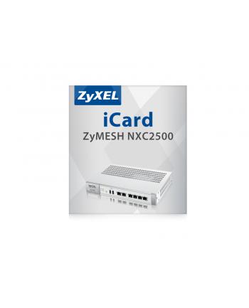 E-iCard ZyMESH NXC2500