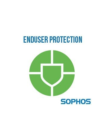 Enduser Protection Web, Mail and Encryption - 50-99 USERS -36MOS