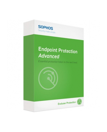 Endpoint Protection Advanced - 1-9 USERS - 36 MOS