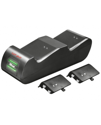 GXT 247 Duo Charging Dock for Xbox One