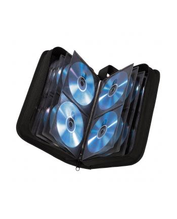CD WALLET 104 CD NYLON CZARNY