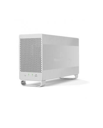 Obudowa na HDD - Mercury Elite Pro Dual (USB3.1, FireWire 800, 2x HDD 3,5'' RAID) aluminium