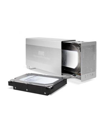 Obudowa na HDD - Mercury Elite Pro Dual (USB3.0, FW800, 2x HDD 2,5'' RAID) aluminium