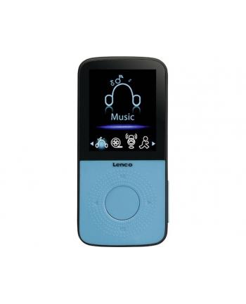 Odtwarzacz MP3 Podo 153 niebieski 4GB