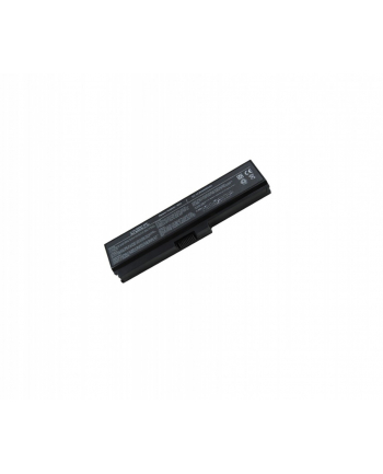 Bateria do notebooka Toshiba Satellite L650, 10.8V, 4400mAh,     6 komórek, Li-ion, czarna