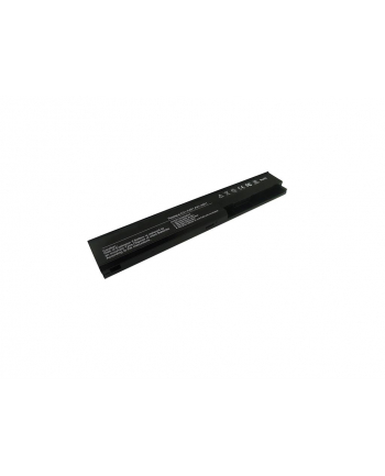 Bateria do notebooka Asus X301, X401A, 11.1V, 4400mAh, 6 komórek, Li-ion, czarna