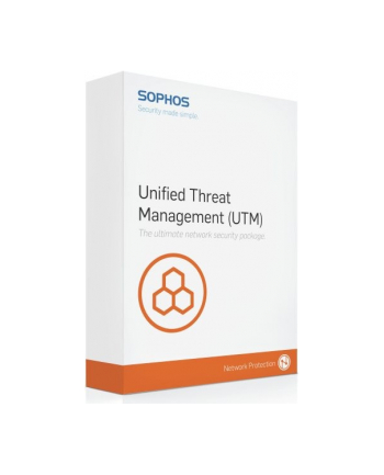 UTM SW Web Protection Up to 25 Users -12 MC