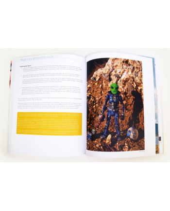 Book - Książka projektów w 3D